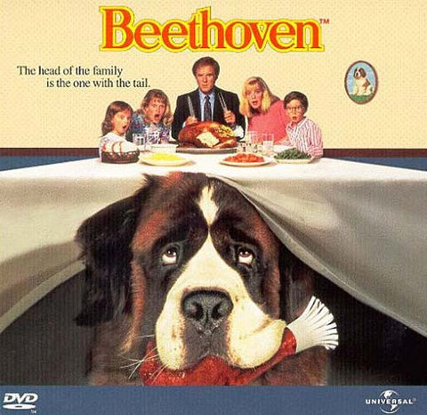 Beethoven (Full Screen) DVD Movie