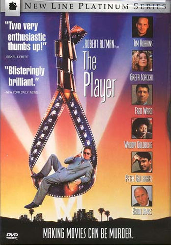 The Player - New Line Platinum Series (Snapcase) DVD Movie