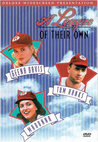 A League Of Their Own (Deluxe Widescreen Edition) DVD Movie