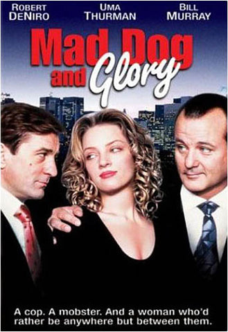 Mad Dog And Glory DVD Movie