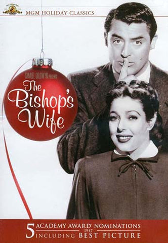 The Bishop s Wife (White Cover) DVD Movie