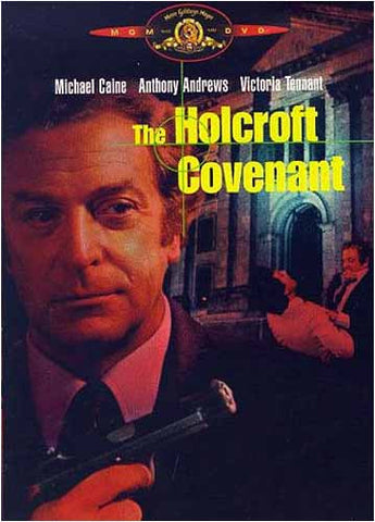 The Holcroft Covenant DVD Movie
