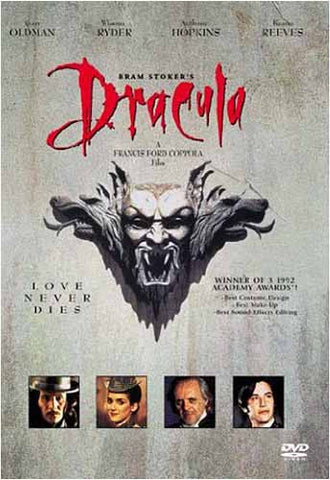 Bram Stocker's Dracula DVD Movie