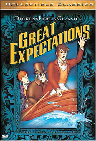 Great Expectations - Charles Dickens Collectible Classics DVD Movie