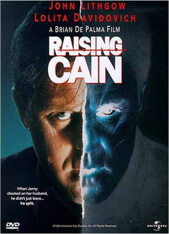 Raising Cain DVD Movie
