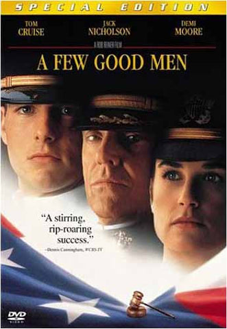 A Few Good Men (Special Edition) DVD Movie