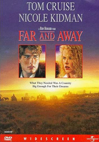 Far And Away DVD Movie