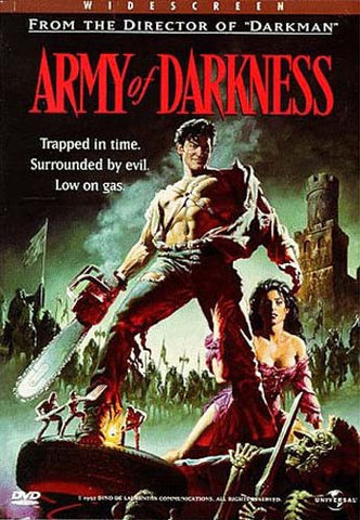 Army Of Darkness DVD Movie