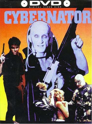 Cybernator DVD Movie