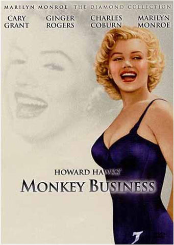 Monkey Business DVD Movie