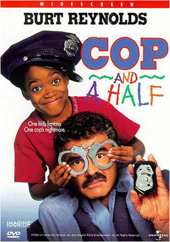 Cop And A Half DVD Movie