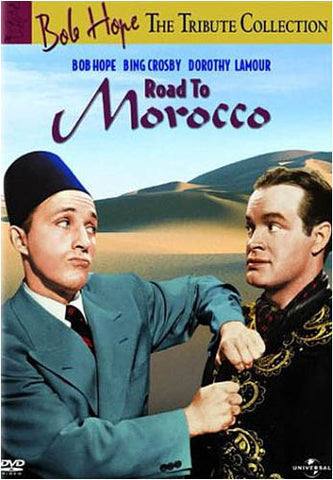 Road To Morocco DVD Movie