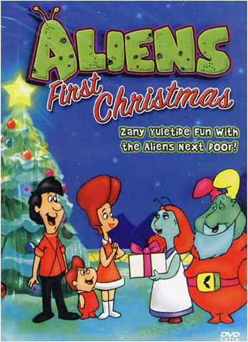 Aliens First Christmas DVD Movie