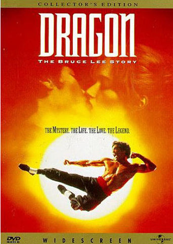 Dragon: The Bruce Lee Story DVD Movie
