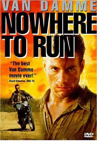 Nowhere To Run (Full Screen and Widescreen) DVD Movie
