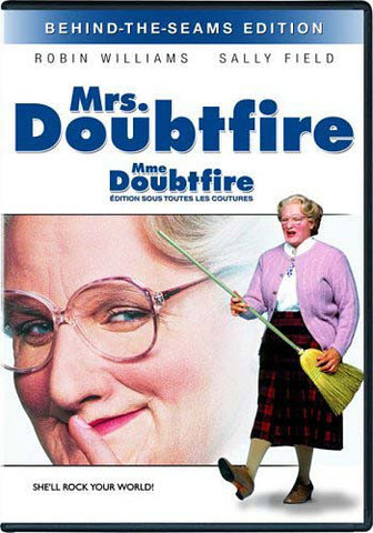 Mrs. Doubtfire DVD Movie