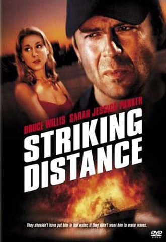 Striking Distance DVD Movie