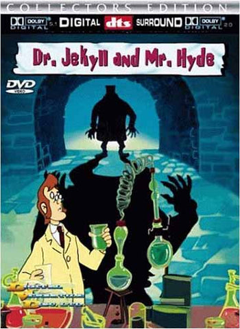 Dr. Jekyll And Mr. Hyde (Collector Edition) (Animated Version) DVD Movie