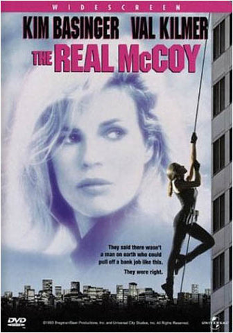 The Real Mccoy DVD Movie