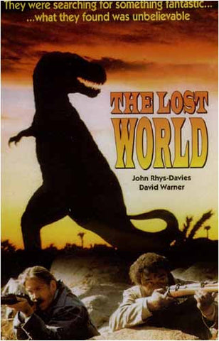 The Lost World (John Rhys-davies) DVD Movie