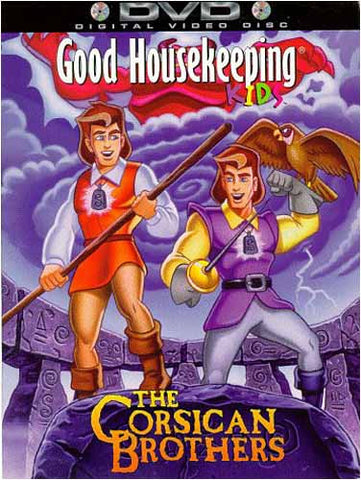 Good Housekeeping Kids - The Corsican Brothers DVD Movie