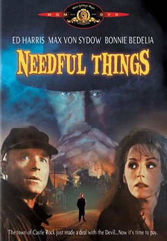 Needful Things DVD Movie