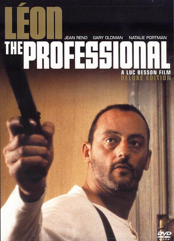 Leon - The Professional (Deluxe Edition) DVD Movie