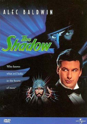 The Shadow DVD Movie
