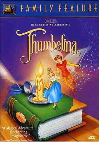Thumbelina (Hans Christian Andersen s) DVD Movie