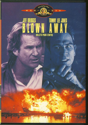 Blown Away (Jeff Bridges) (MGM) (Bilingual) DVD Movie