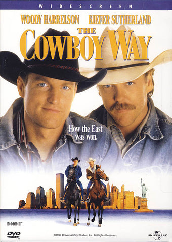 The Cowboy Way DVD Movie