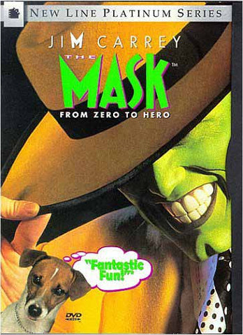 The Mask - New Line Platinum Series DVD Movie