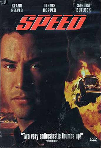 Speed DVD Movie