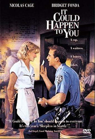 It Could Happen To You DVD Movie