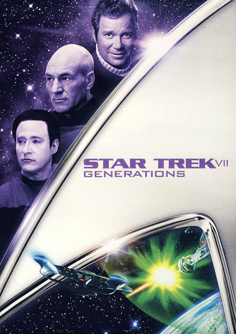 Star Trek (VII): Generations DVD Movie