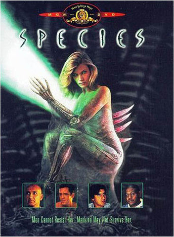 Species DVD Movie