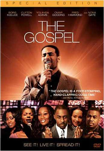 The Gospel (Special Edition) DVD Movie