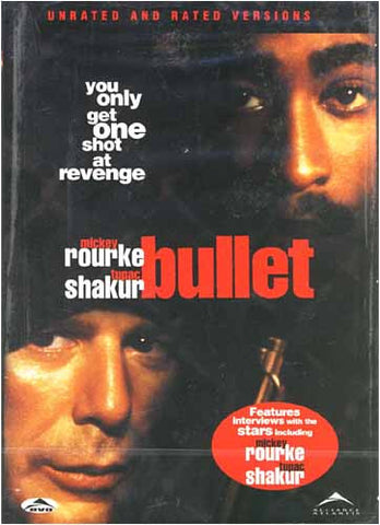 Bullet DVD Movie
