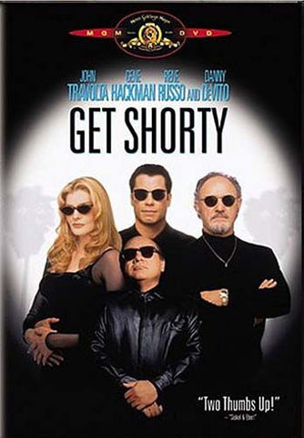 Get Shorty (Bilingual) DVD Movie