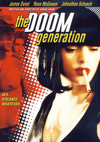 The Doom Generation DVD Movie