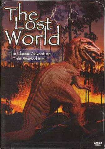 The Lost World (Hoyt, Harry) DVD Movie
