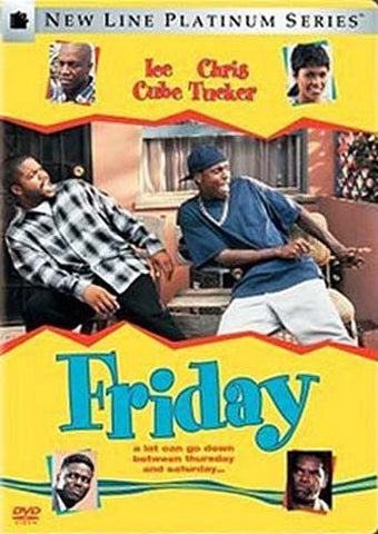 Friday DVD Movie