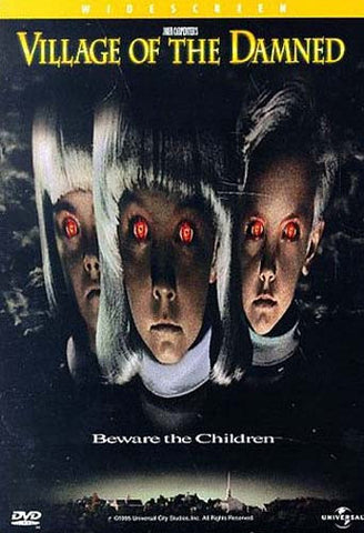 Village Of The Damned DVD Movie
