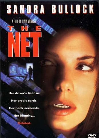The Net DVD Movie