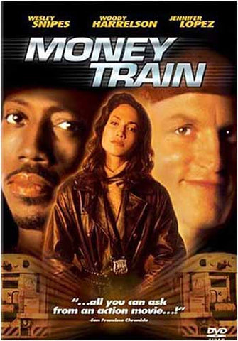 Money Train DVD Movie