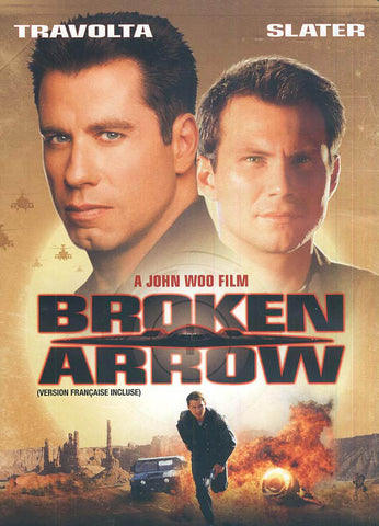 Broken Arrow (Bilingual) DVD Movie