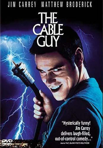The Cable Guy DVD Movie