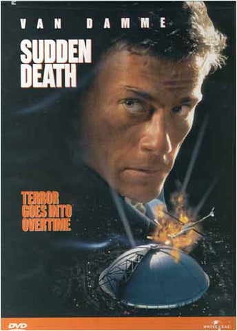 Sudden Death DVD Movie