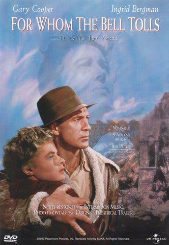 For Whom The Bell Tolls DVD Movie