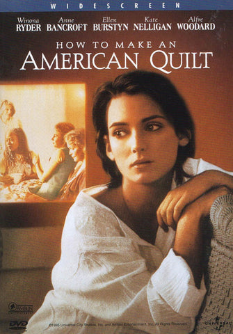 How To Make An American Quilt DVD Movie